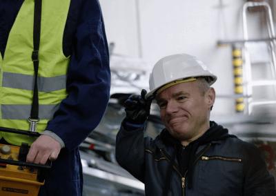 Schwer Beschäftigt – Werbespot #1